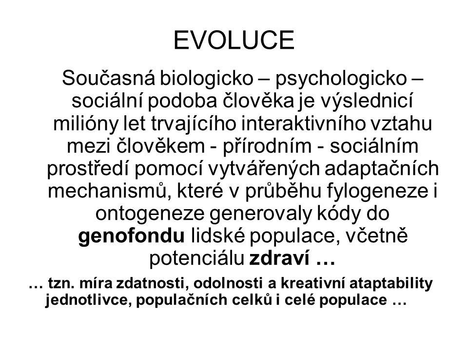 EVOLUCE
