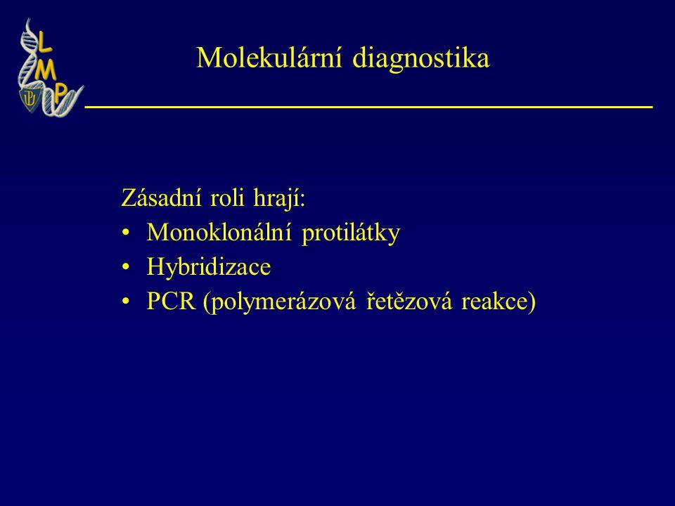 Molekulární diagnostika
