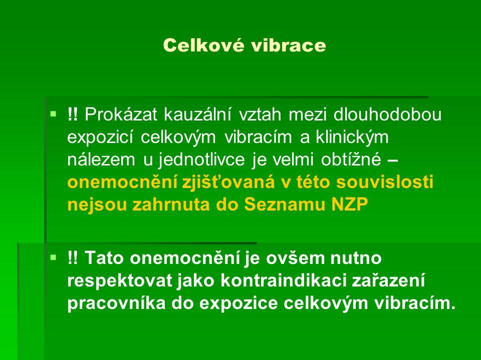 Celkové vibrace