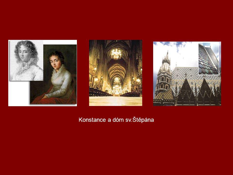 Konstance a dóm sv.Štěpána