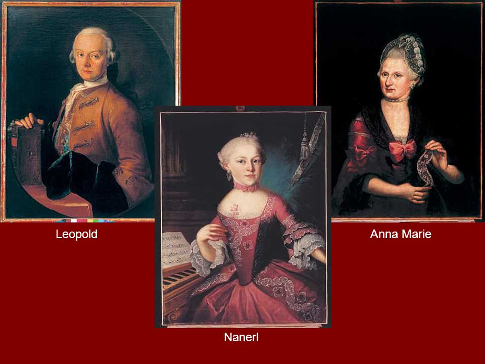 Leopold Anna Marie Nanerl