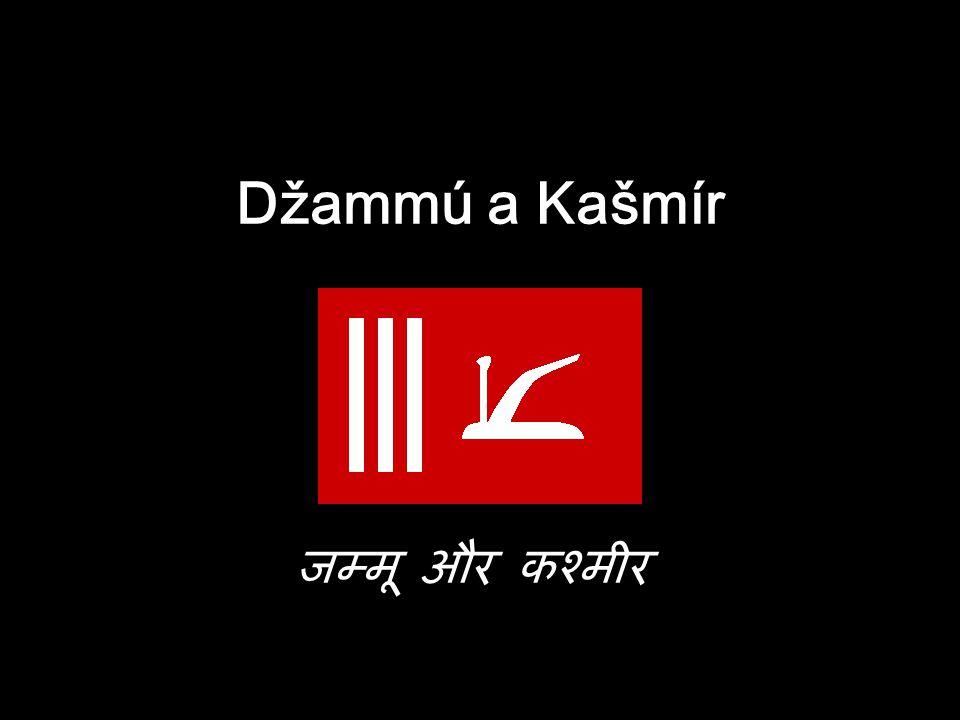 Džammú a Kašmír जम्मू और कश्मीर