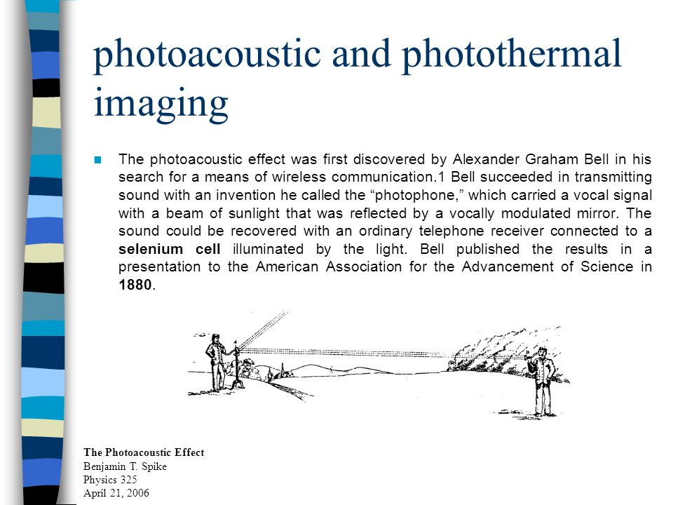 photoacoustic and photothermal imaging