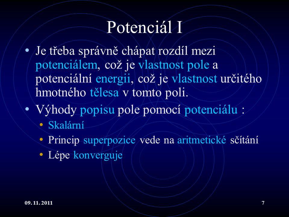 Potenciál I