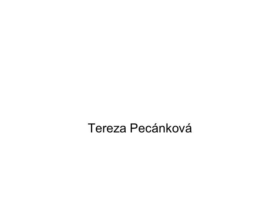 Tereza Pecánková