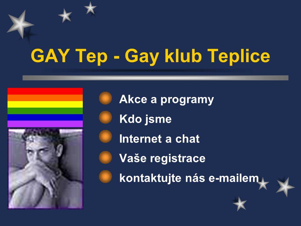 GAY Tep - Gay klub Teplice