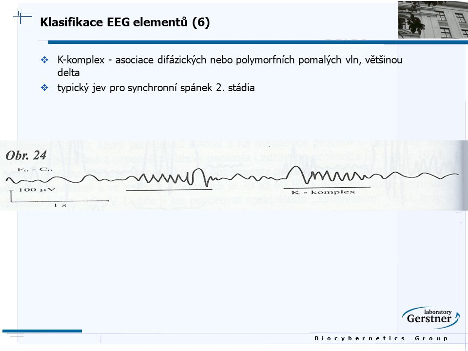 Klasifikace EEG elementů (6)