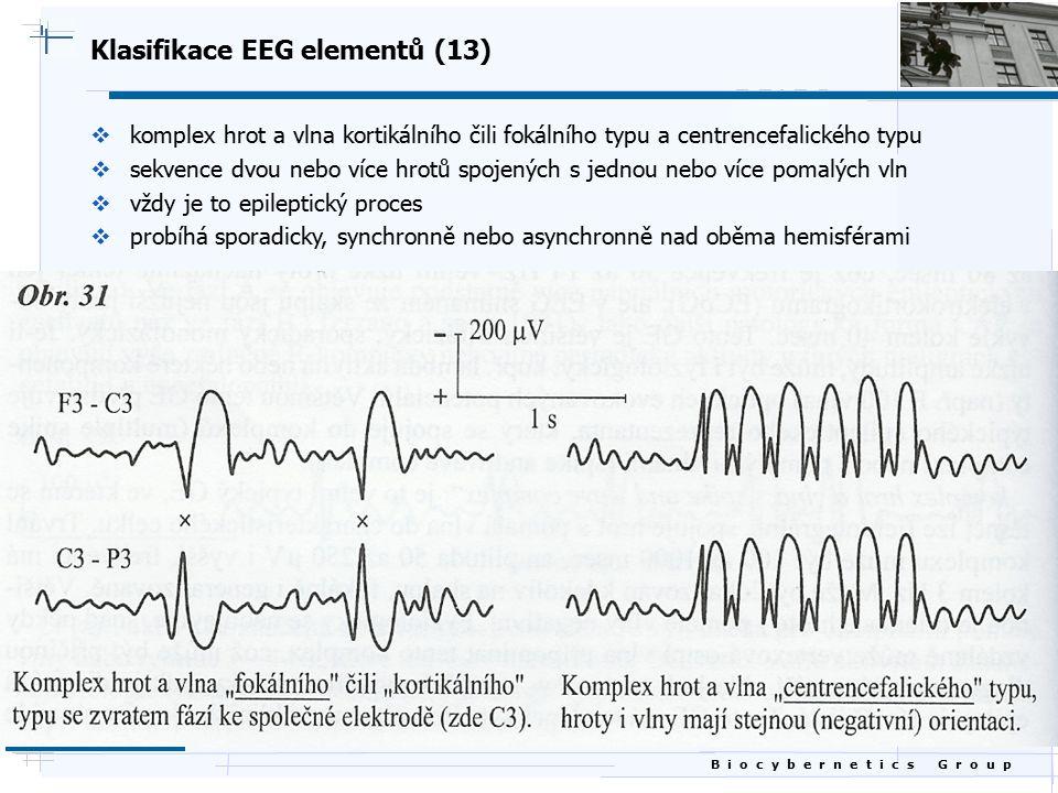 Klasifikace EEG elementů (13)