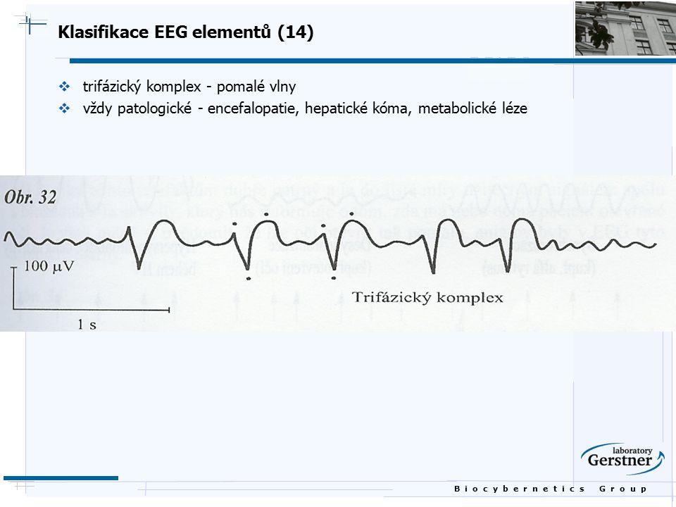 Klasifikace EEG elementů (14)