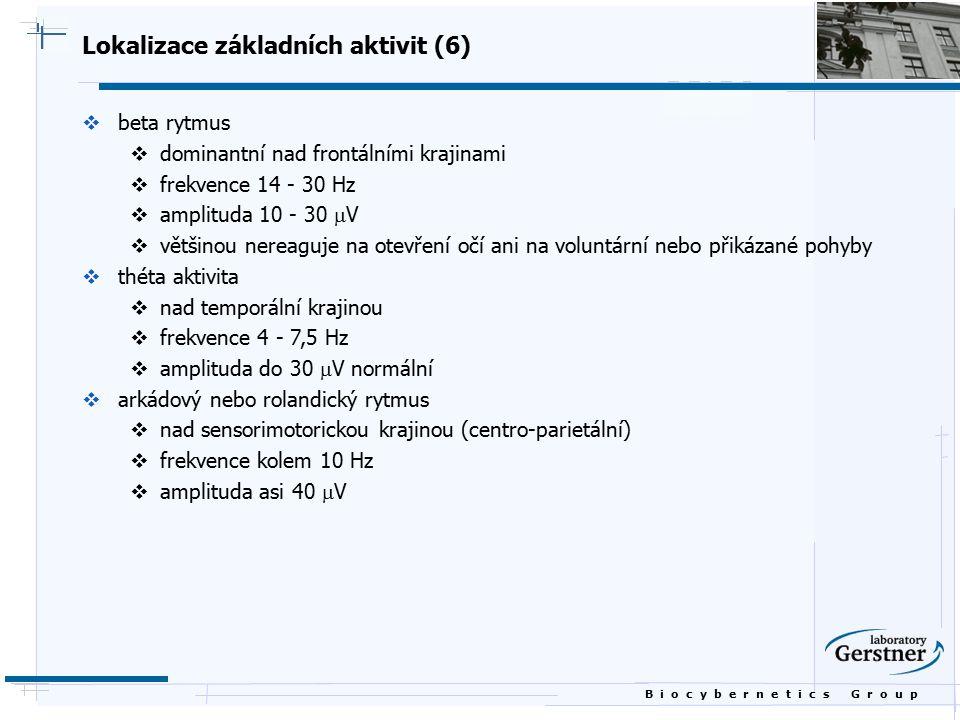 Lokalizace základních aktivit (6)