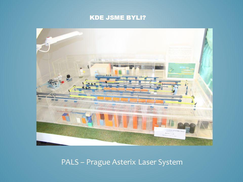 PALS – Prague Asterix Laser System