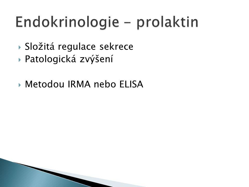 Endokrinologie - prolaktin