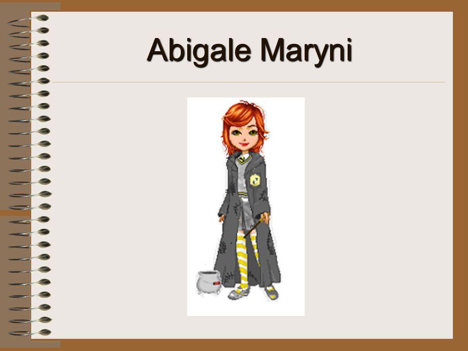 Abigale Maryni