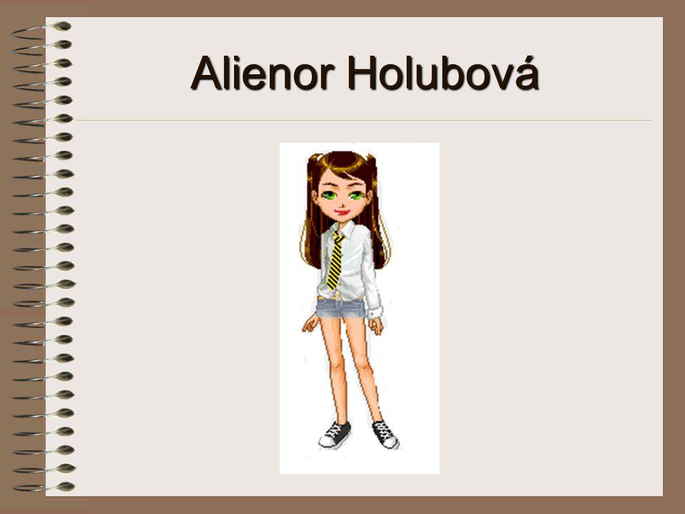 Alienor Holubová