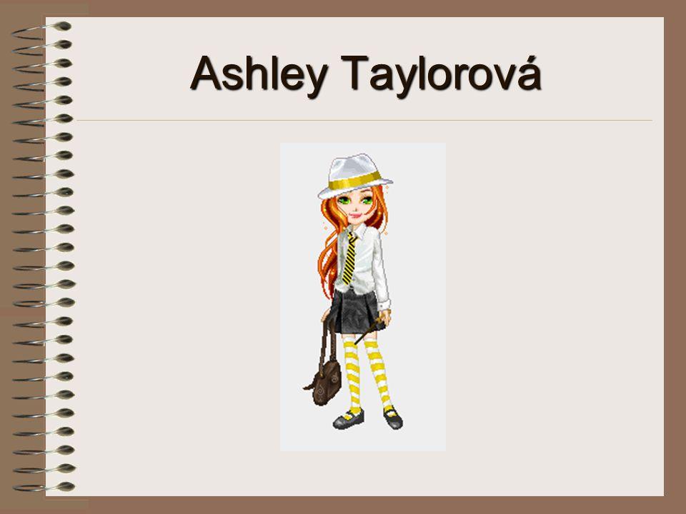 Ashley Taylorová