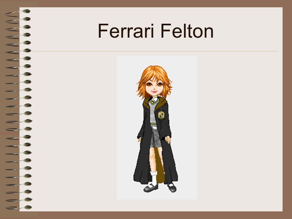 Ferrari Felton
