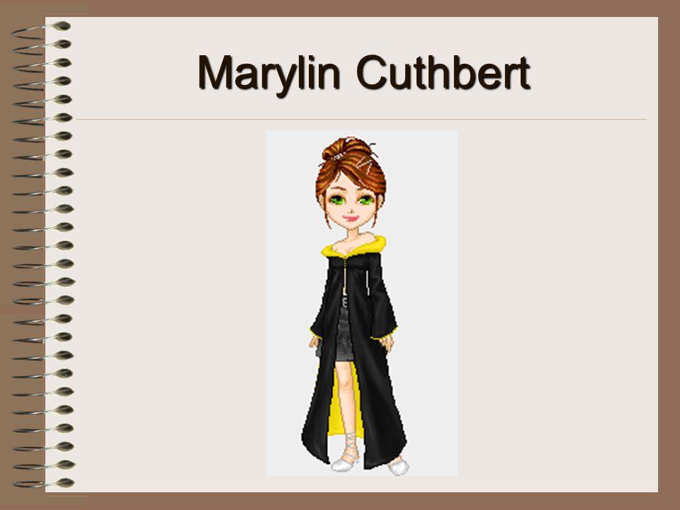 Marylin Cuthbert