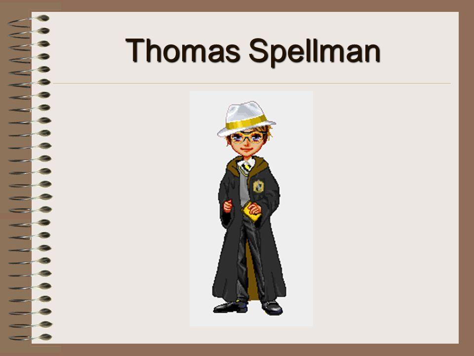 Thomas Spellman