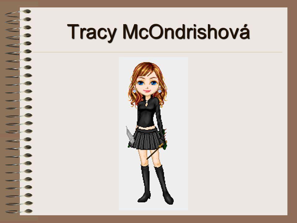 Tracy McOndrishová
