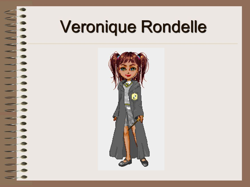 Veronique Rondelle