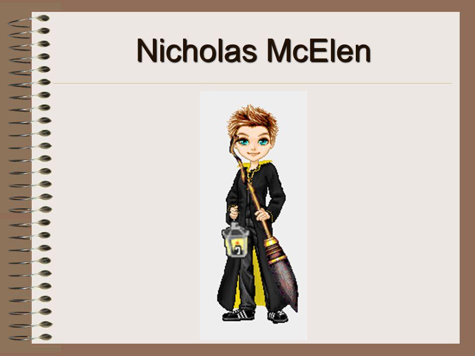 Nicholas McElen