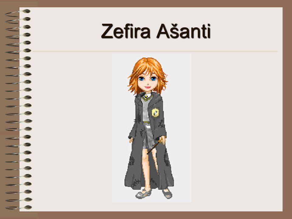 Zefira Ašanti