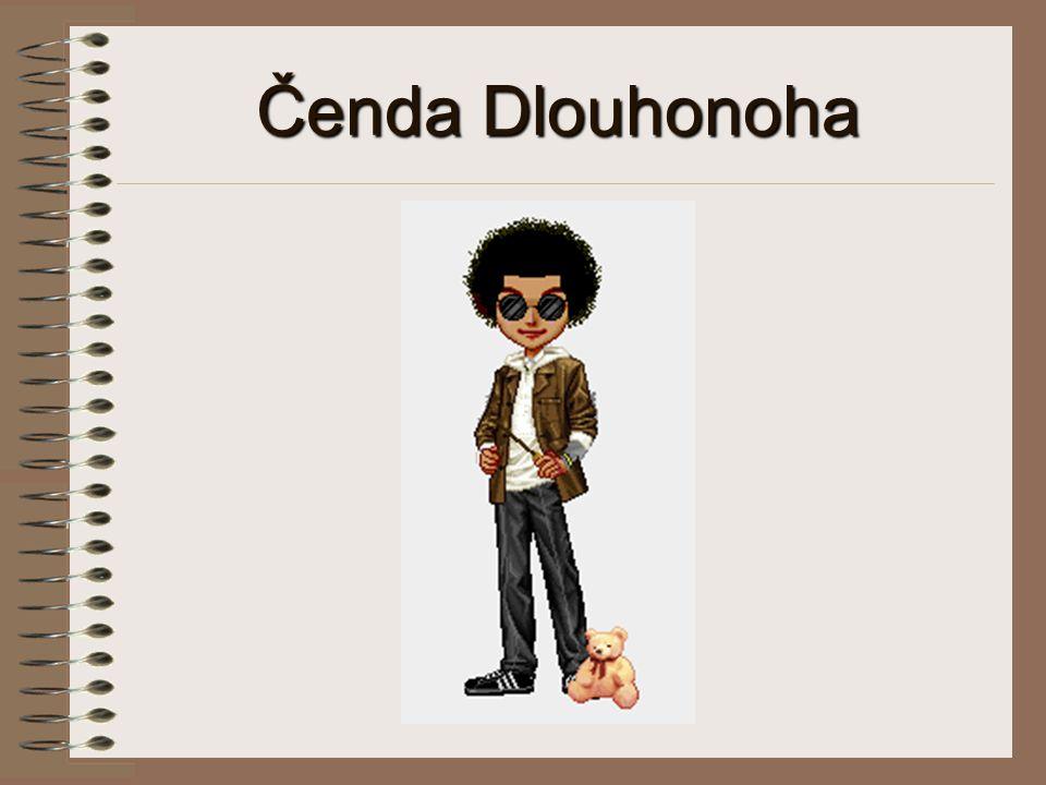 Čenda Dlouhonoha