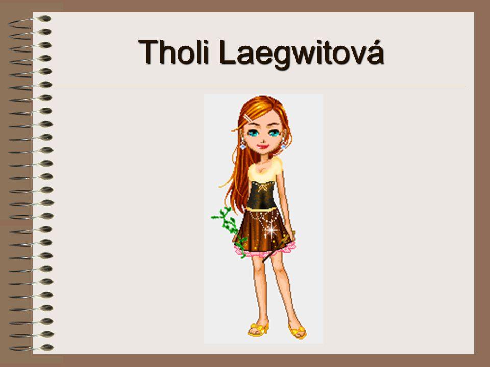 Tholi Laegwitová