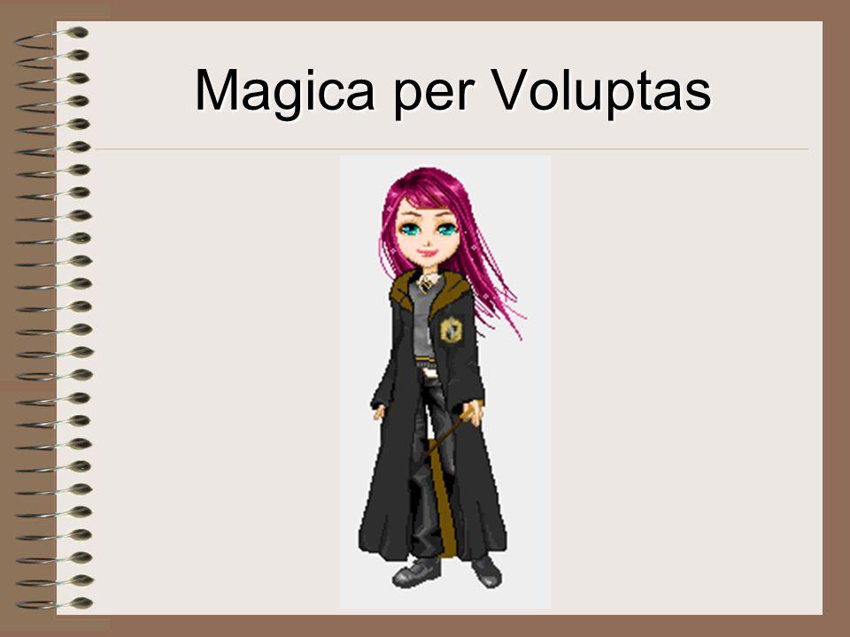 Magica per Voluptas