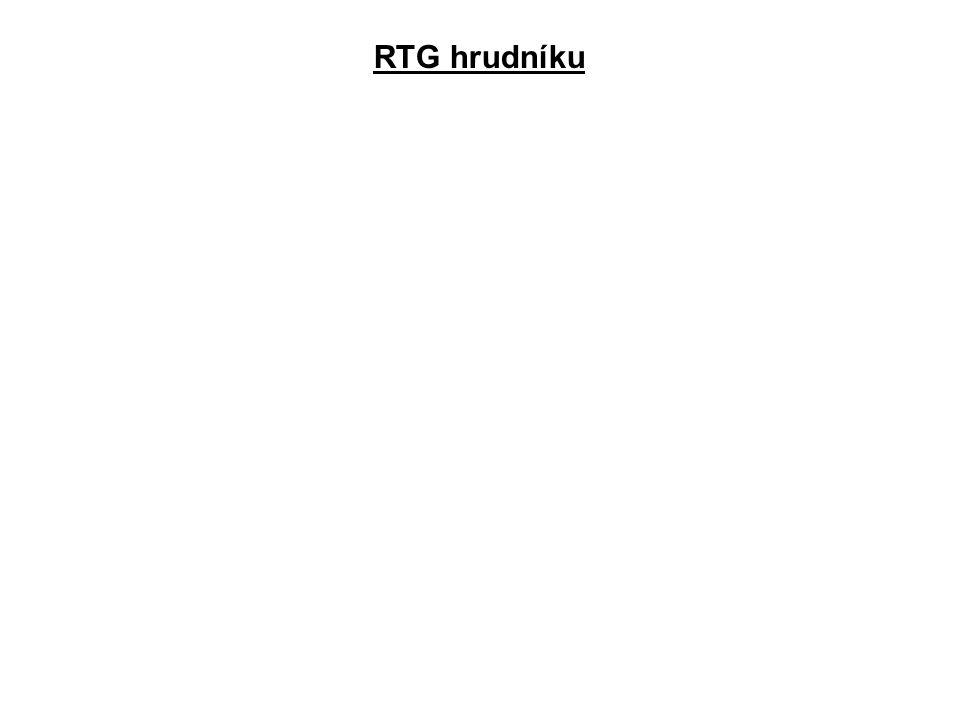 RTG hrudníku