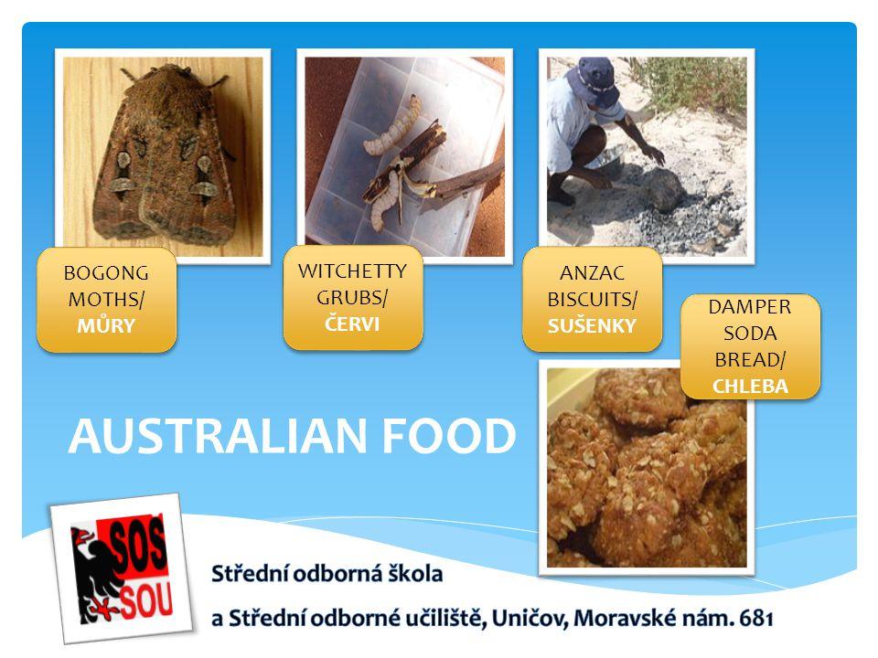 AUSTRALIAN FOOD Střední odborná škola