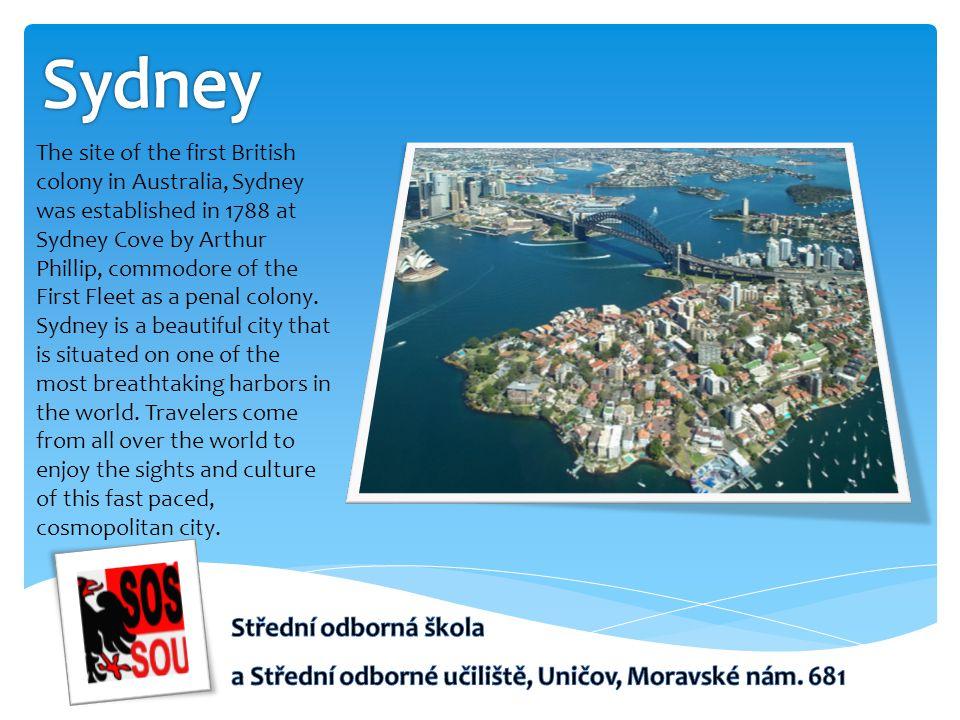 Sydney Střední odborná škola