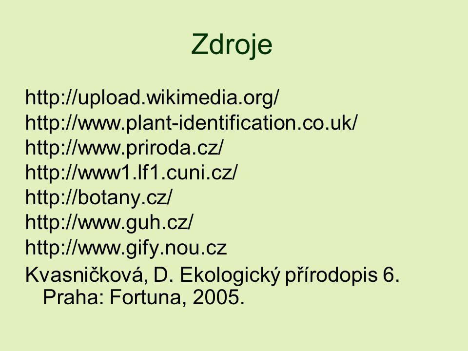 Zdroje http://upload.wikimedia.org/