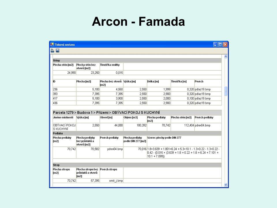 Arcon - Famada