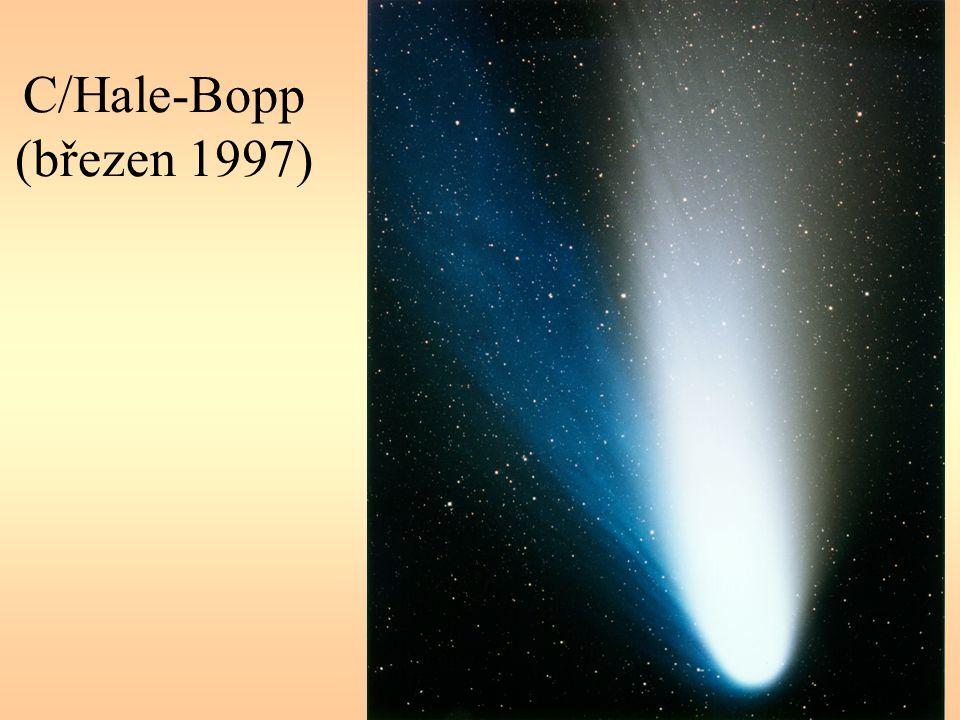 C/Hale-Bopp (březen 1997)