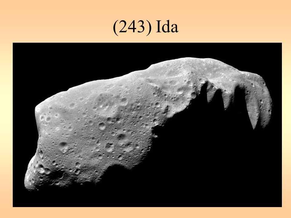 (243) Ida má asi 52 km