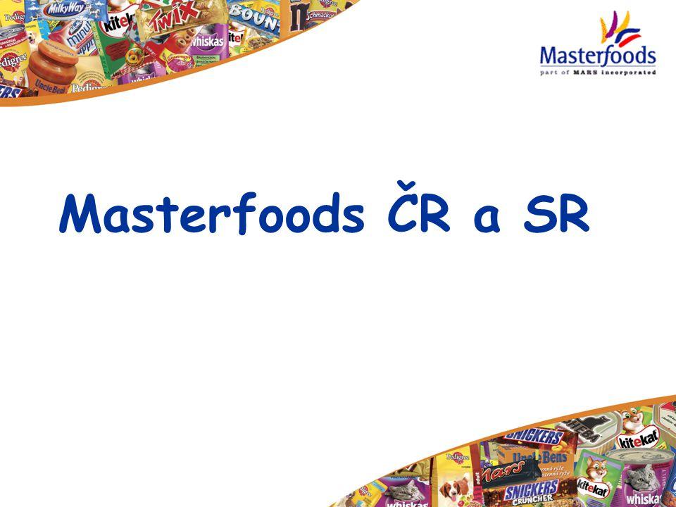 Masterfoods ČR a SR