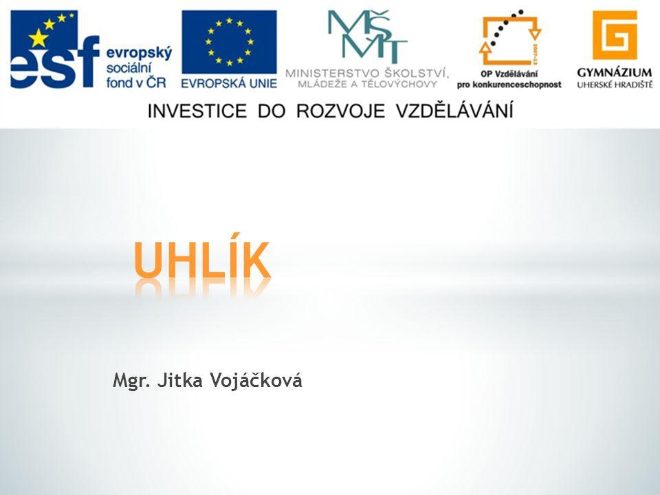 UHLÍK Mgr. Jitka Vojáčková