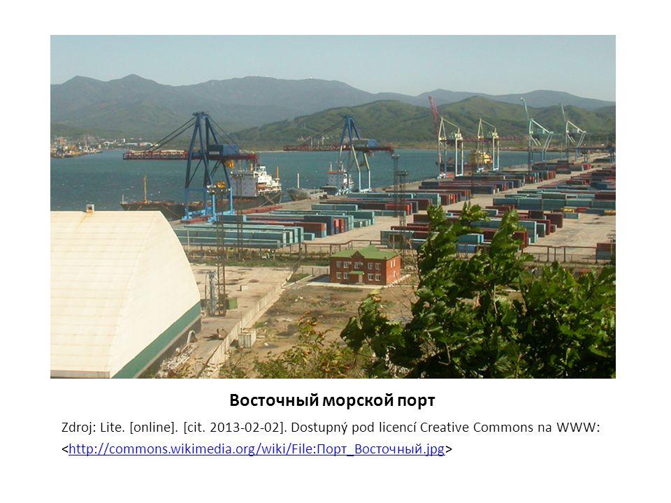 Восточный морской порт