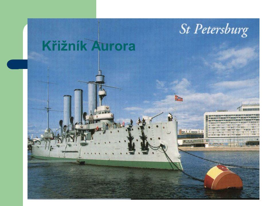 Křižník Aurora