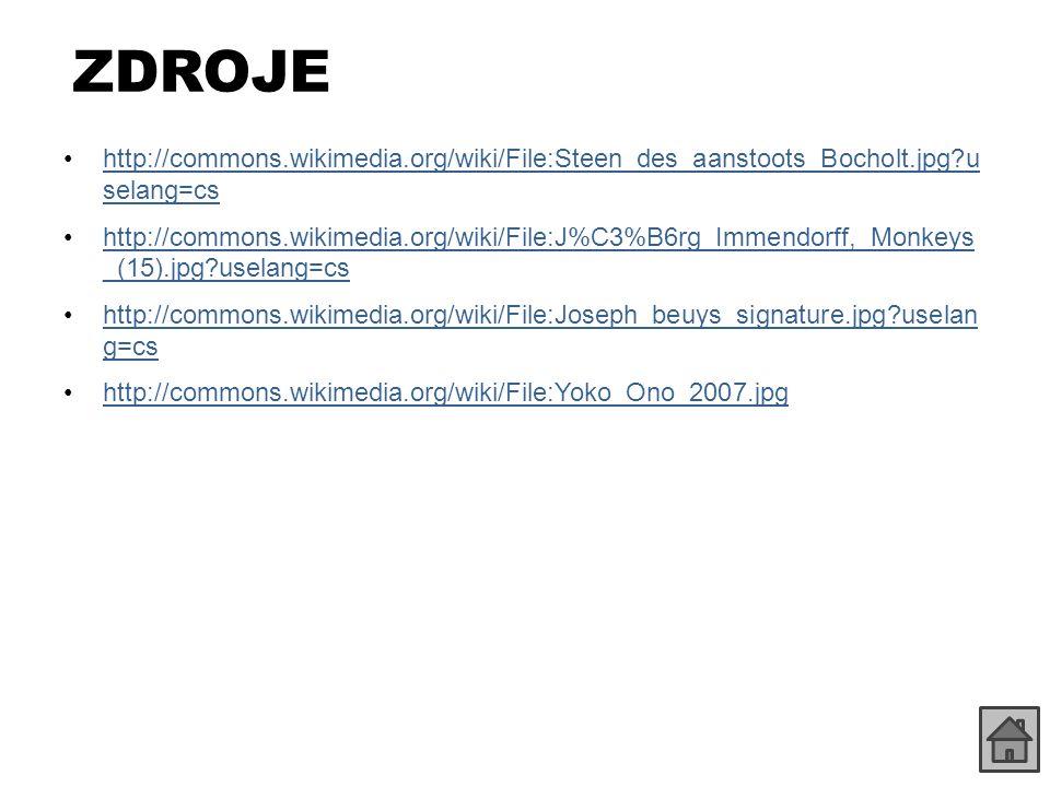 ZDROJE http://commons.wikimedia.org/wiki/File:Steen_des_aanstoots_Bocholt.jpg?u selang=cs.