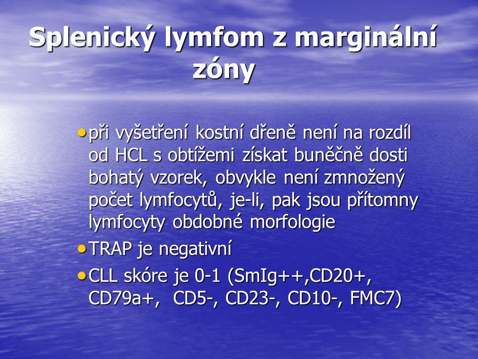 Splenický lymfom z marginální zóny