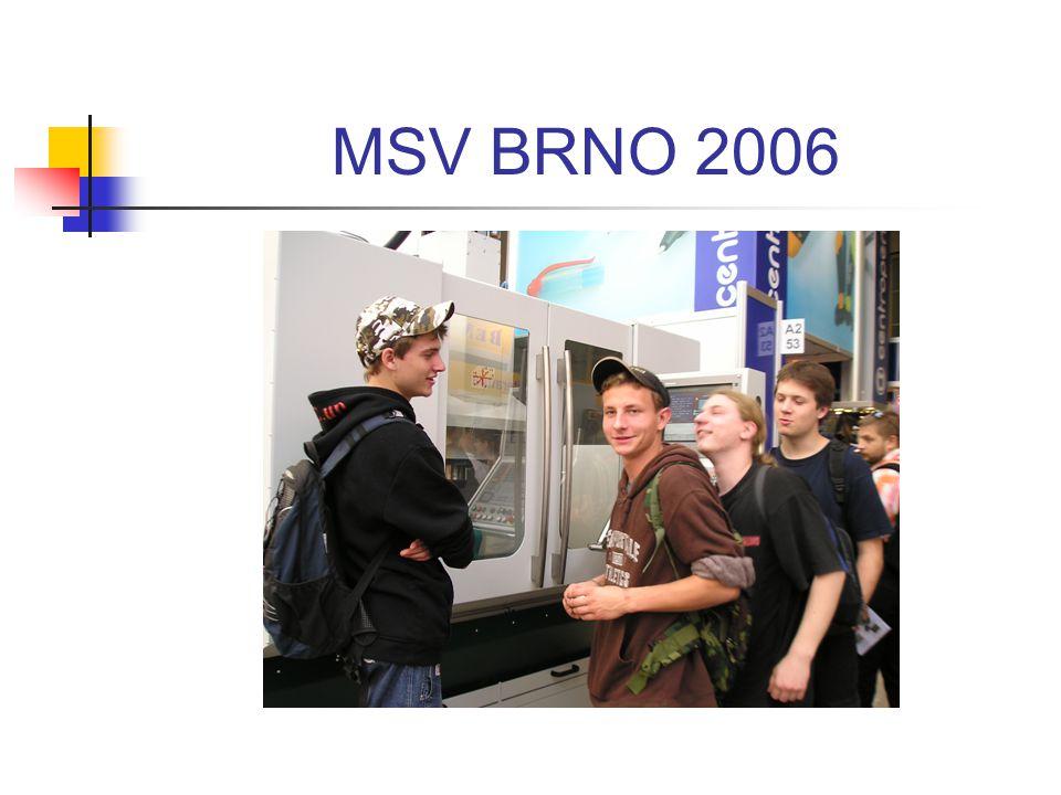 MSV BRNO 2006