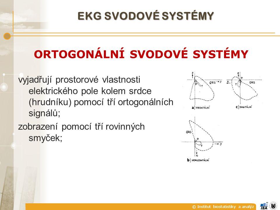 ORTOGONÁLNÍ SVODOVÉ SYSTÉMY