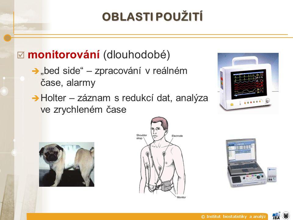 monitorování (dlouhodobé)