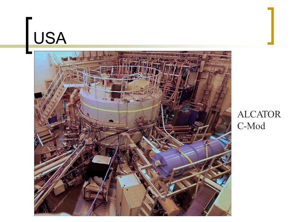USA ALCATOR C-Mod