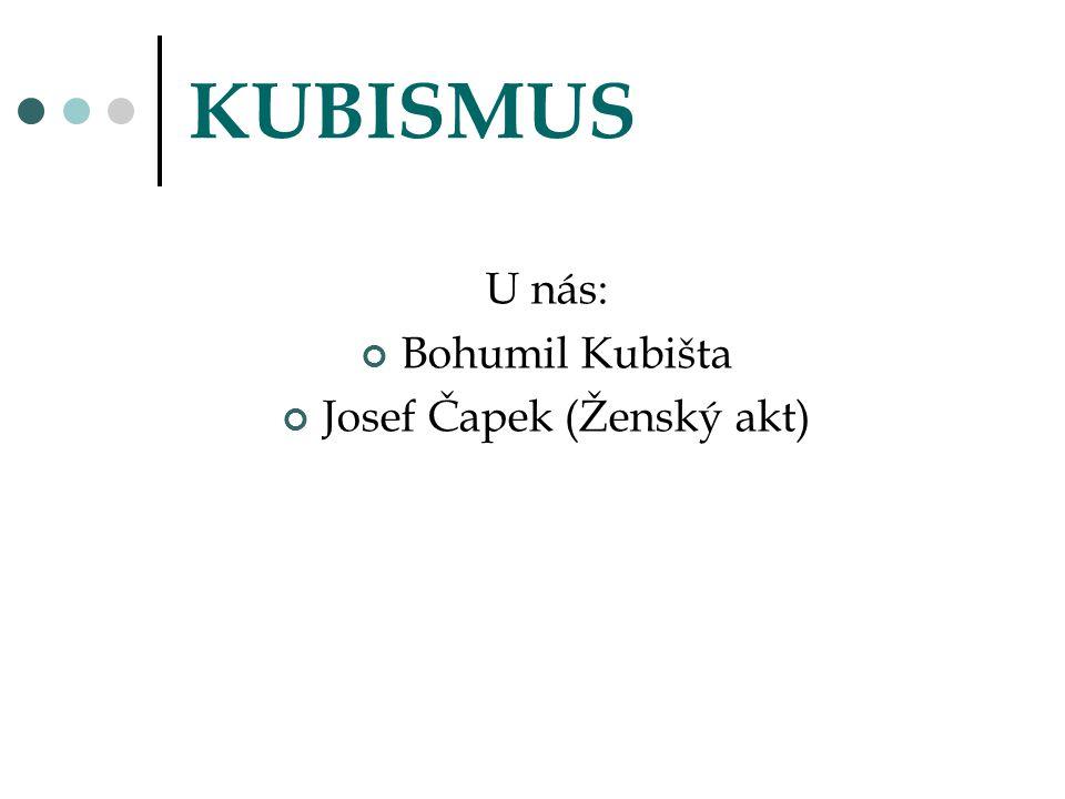 Josef Čapek (Ženský akt)