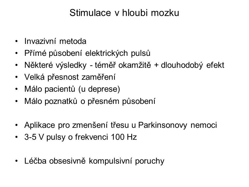 Stimulace v hloubi mozku