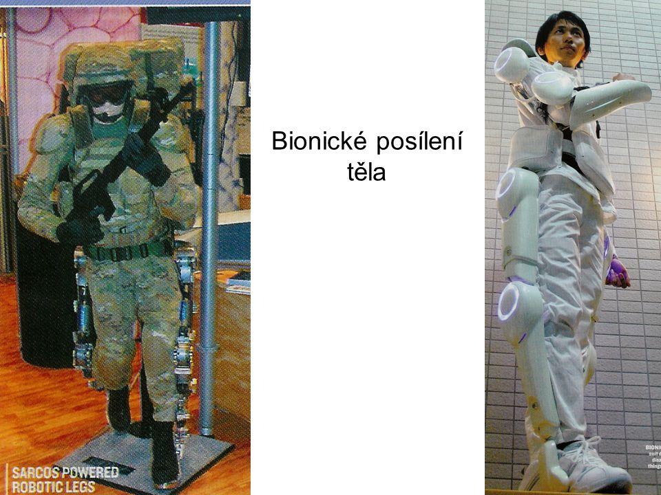 Bionické posílení těla