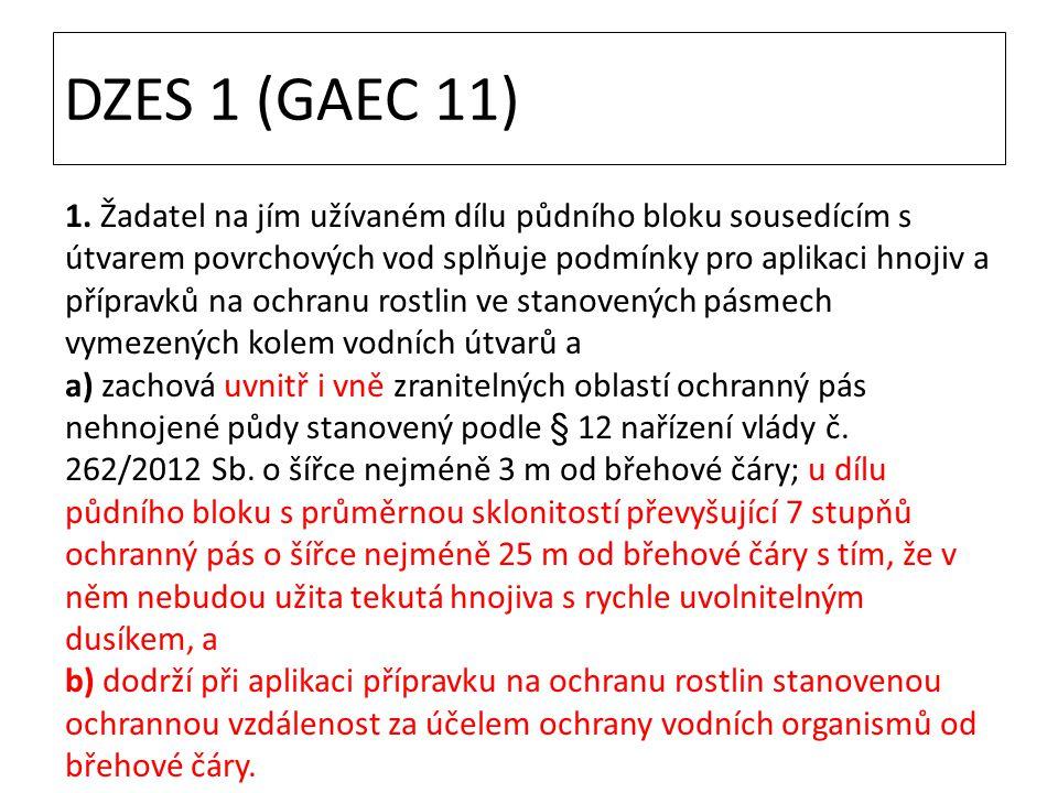 DZES 1 (GAEC 11)